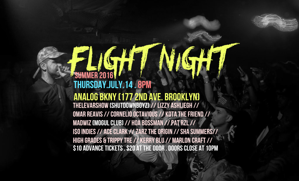 flight night new flyer